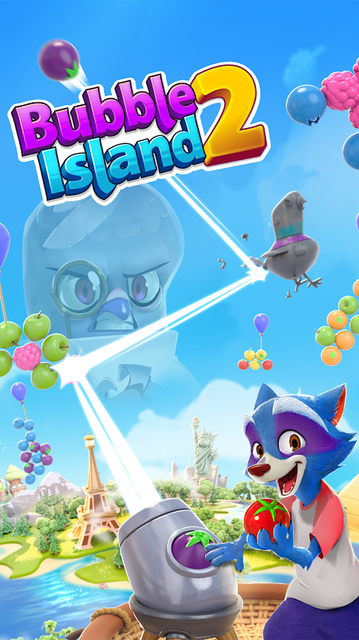 Bubble Island 2 - Pop Bubble Shooter Screenshot 5