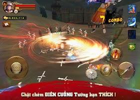 Screenshot of Vô Song Tam Quốc