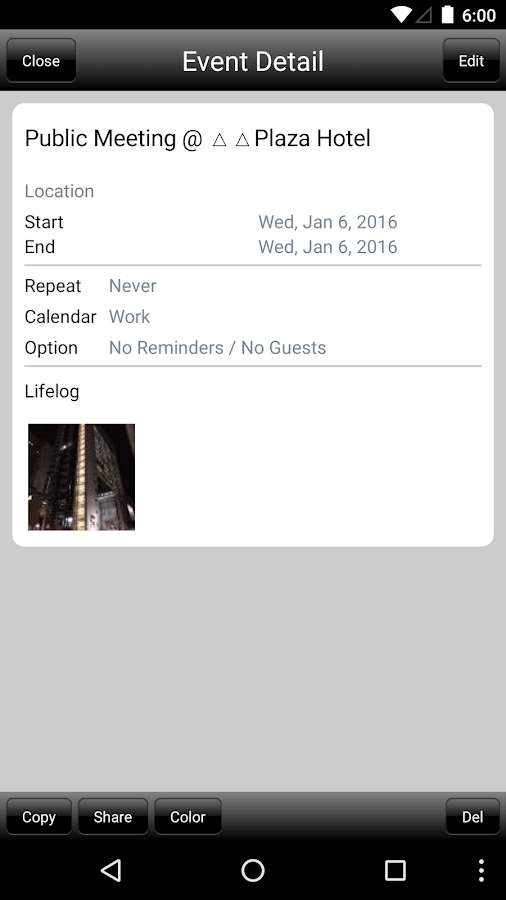 Refills(Planner App) Screenshot 4