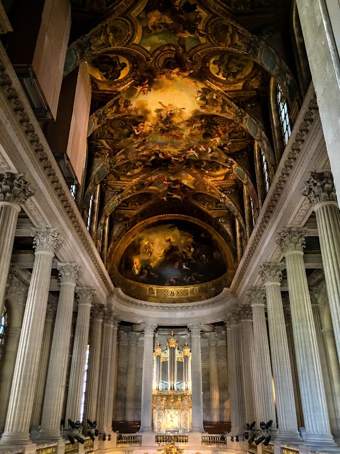 Versailles by Mike Hotovy - Instagram & Mobile iPhone