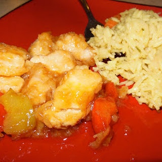 Six Sisters Sweet and Sour Chicken with a Lori twist