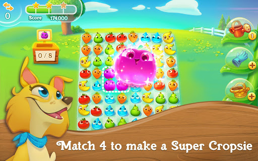 Farm Heroes Super Saga screenshot 12