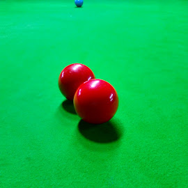 by Shajeel Shaheen - Sports & Fitness Cue sports