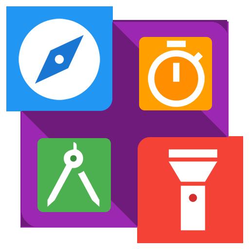 Smart Tools : Compass, Calculator, Ruler, Bar Code APK Cracked Download