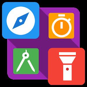Smart Tools : Compass, Calculator, Ruler, Bar Code For PC (Windows & MAC)