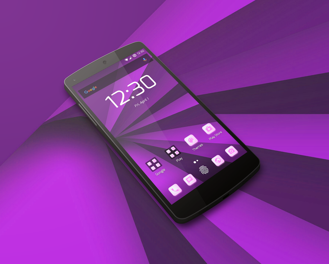 OrchiDeep CM13 CM12 Theme Screenshot 0