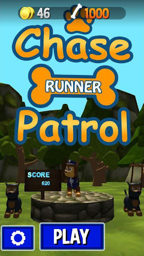 Chase Runner Patrol For PC