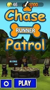 Chase Runner Patrol