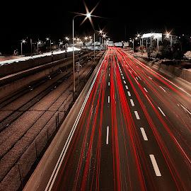 TELAVIV by Joel Adolfo    - Transportation Roads ( transportation, roads )