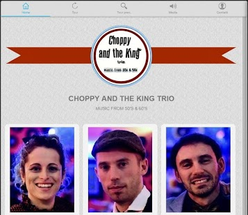 Choppy And The King Trio - screenshot