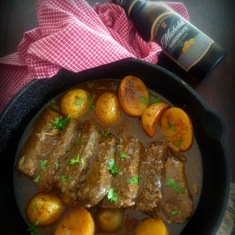 German-American Bock Beer Beef Roast