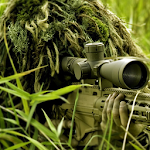 Sniper in the Bush LWP 1.1 Apk