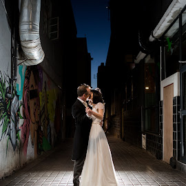 Ally by Lodewyk W Goosen (LWG Photo) - Wedding Bride & Groom ( kiss, wedding photography, wedding photographers, wedding day, weddings, wedding, bride and groom, wedding photographer, bride, groom, bride groom )