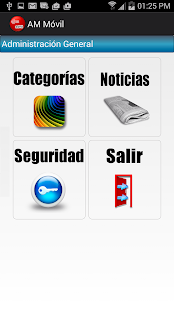 AM Movil - screenshot