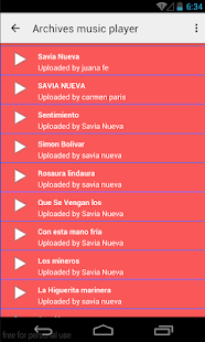 Como descargar musica - screenshot