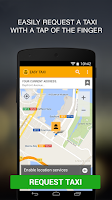 Screenshot of Easy Taxi - Free Taxi App