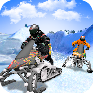 OffRoad Snow Bike Online PC (Windows / MAC)