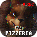 One Night At Pizzeria Craft 3D Icon