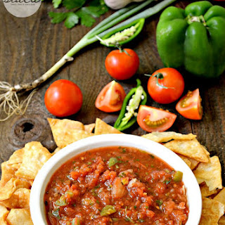 Garden Vegetable Salsa Recipes