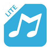 Free Music MP3 Player: Download MixerBox Lite Icon