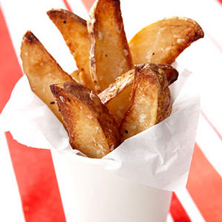 Crunchy Baked French Fries
