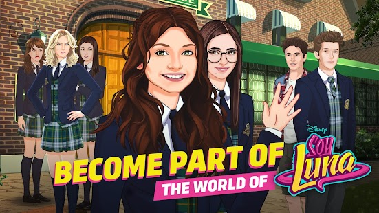 Soy Luna - Your Story APK for Kindle Fire