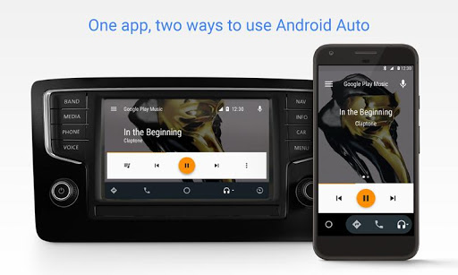 Android Auto  Maps Media Messaging amp Voice For PC