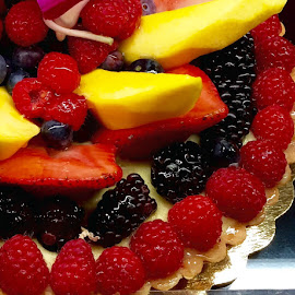 Summer Tart Delight by Lope Piamonte Jr - Food & Drink Cooking & Baking