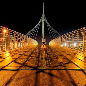 PETAH TIKVA by Dong Leoj - Buildings & Architecture Bridges & Suspended Structures ( buildings&architecture, bridges&suspended structures )