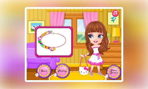 Beautiful Necklace Design - screenshot