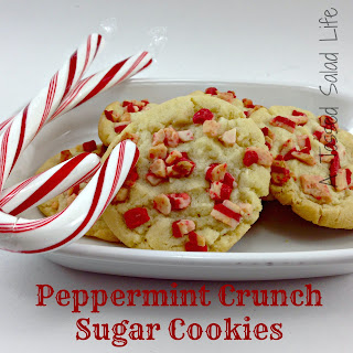 Peppermint Crunch Cookies Recipes