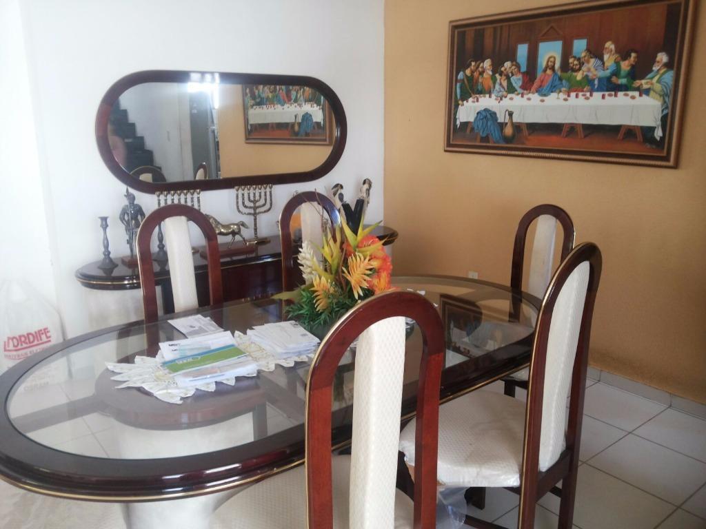 Casa residencial à venda, Altiplano Cabo Branco, João Pessoa - CA1157.