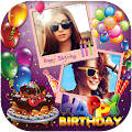 Happy Birthday Photo Collage APK for Bluestacks