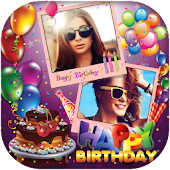 Free Happy Birthday Photo Collage APK for Windows 8