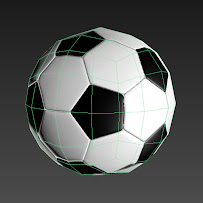 Football (incl. normal map)