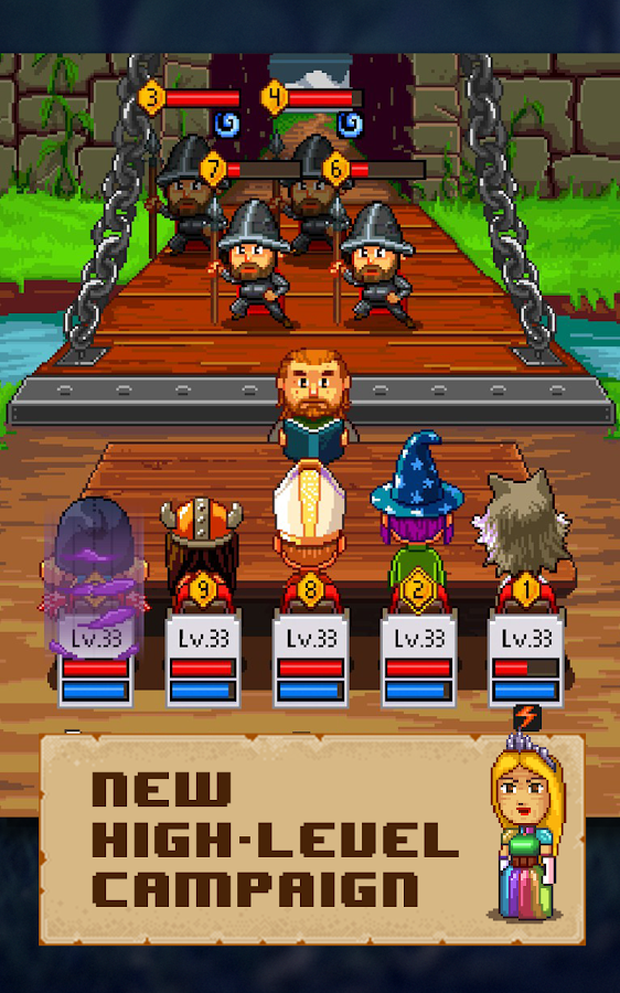 Knights of Pen & Paper 2 Screenshot 17