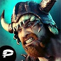 APK Game Vikings: War of Clans for BB, BlackBerry