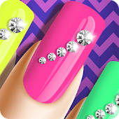 Nail Salon™ Manicure Girl Game APK for Bluestacks