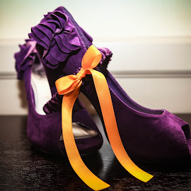 The Shoe Stop by Don Bailey Jr. - Artistic Objects Clothing & Accessories ( shoes, wedding photography, wedding, accessories, bride,  )