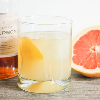 Grapefruit Bourbon Spritz