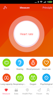 iCare Heart Rate Monitor Pro- screenshot thumbnail