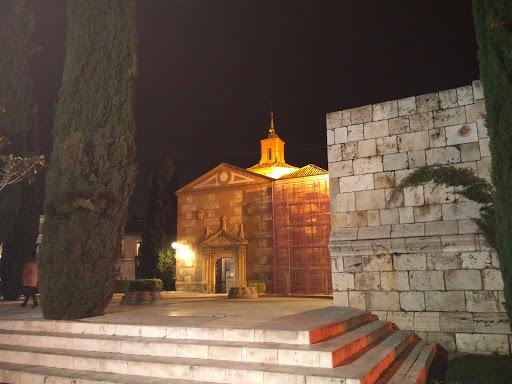 Capilla del Oidor y Ruinas de Santa María