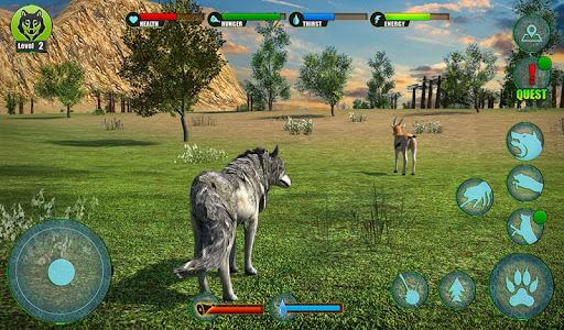 Ultimate Wolf Adventure 3D - screenshot