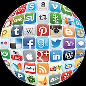 Control Social Media APK for Blackberry
