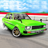 APK Game Drift Racing Retro Cars 2017 for BB, BlackBerry