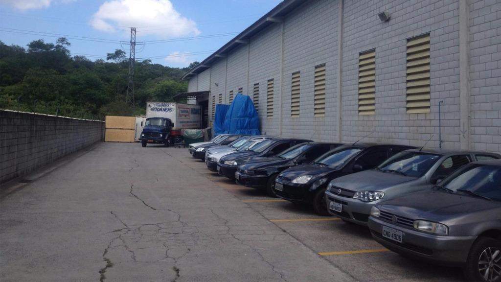 Galpão industrial - Cotia SP