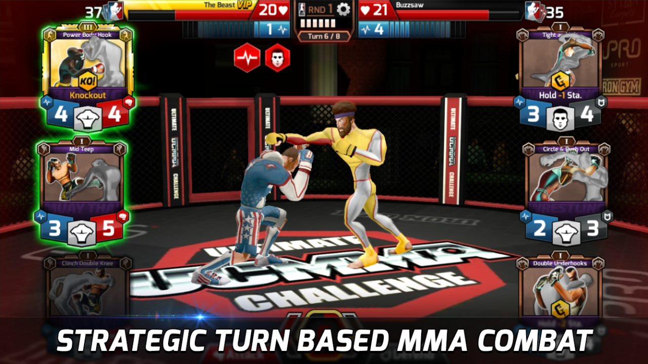 MMA Federation Screenshot 1