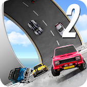 Extreme Car Stunts Game 3D 2
