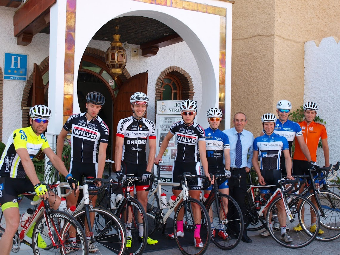 HIGH LEVEL EUROPEAN TEAMS CHOOSE OUR HOTEL FOR THEIR WINTER TRAINING