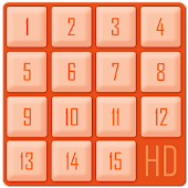 Game 15 puzzle HD apk for kindle fire